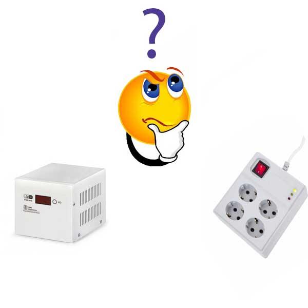 محافظ برق یا ترانس اتوماتیک و استابلایزر؟!